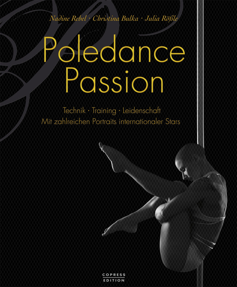 Buch Poledance Passion - Technik, Training, Leidenschaft
