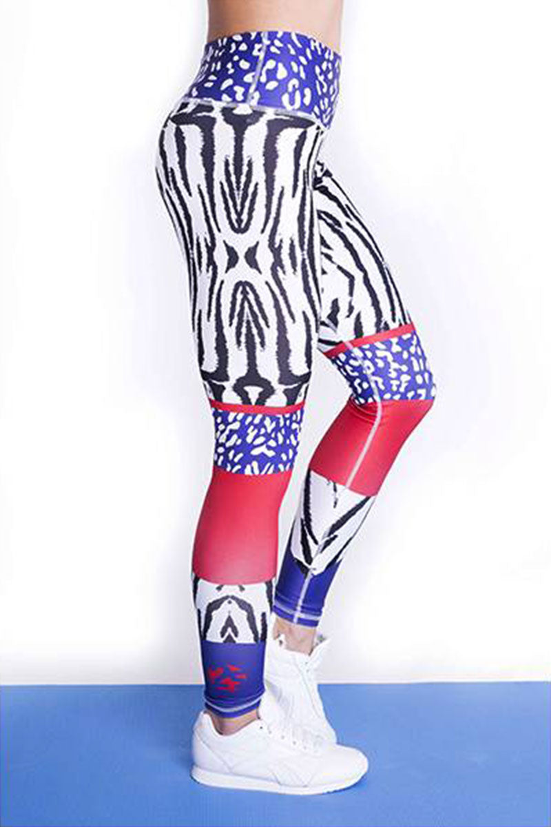 Wild Sport Leggings 2Skin