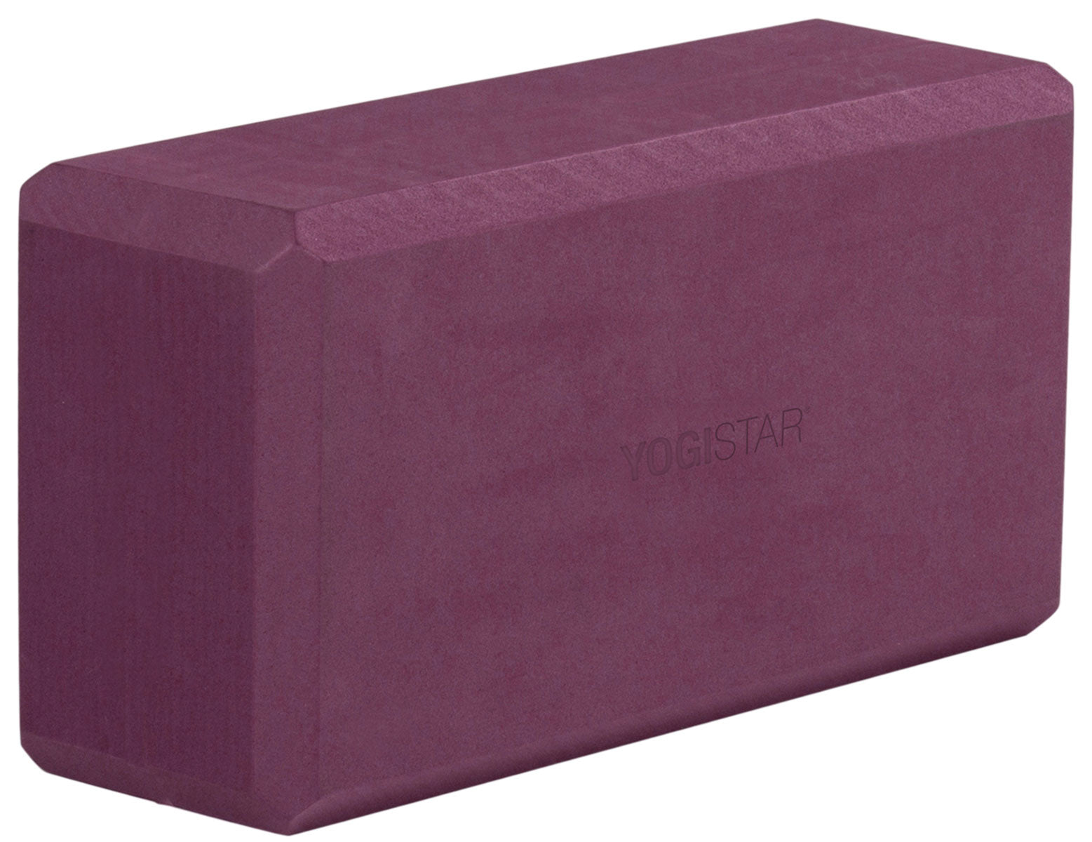 Yogablock Basic Bordeaux Yogistar