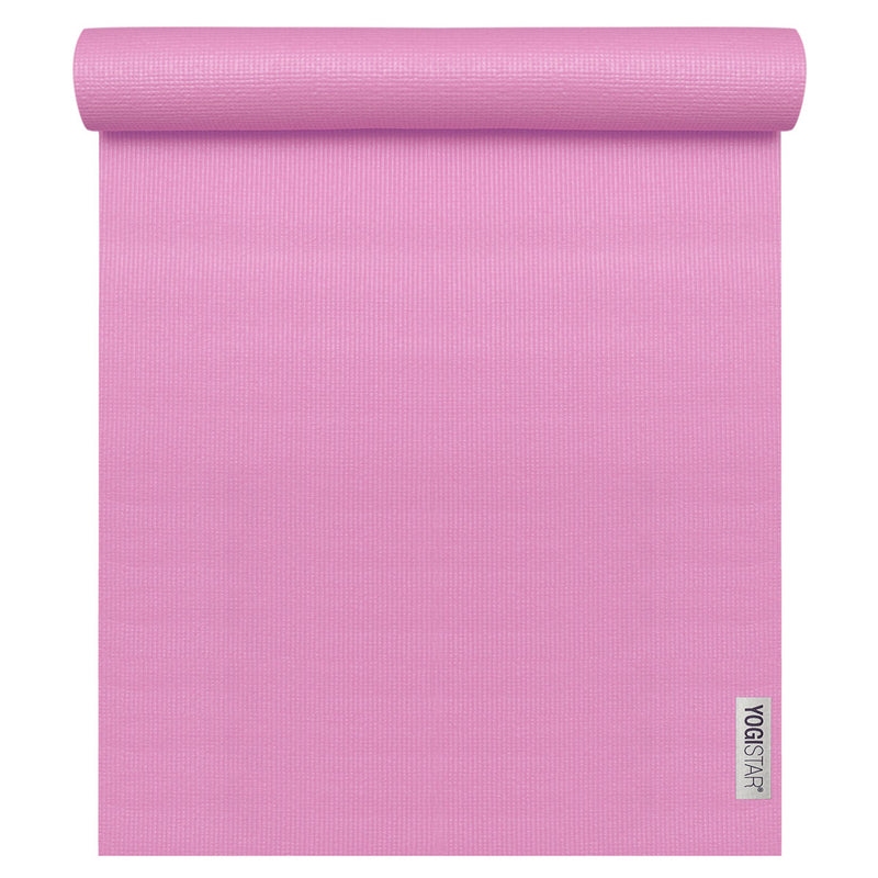 Yogamatte Basic Rose Yogistar
