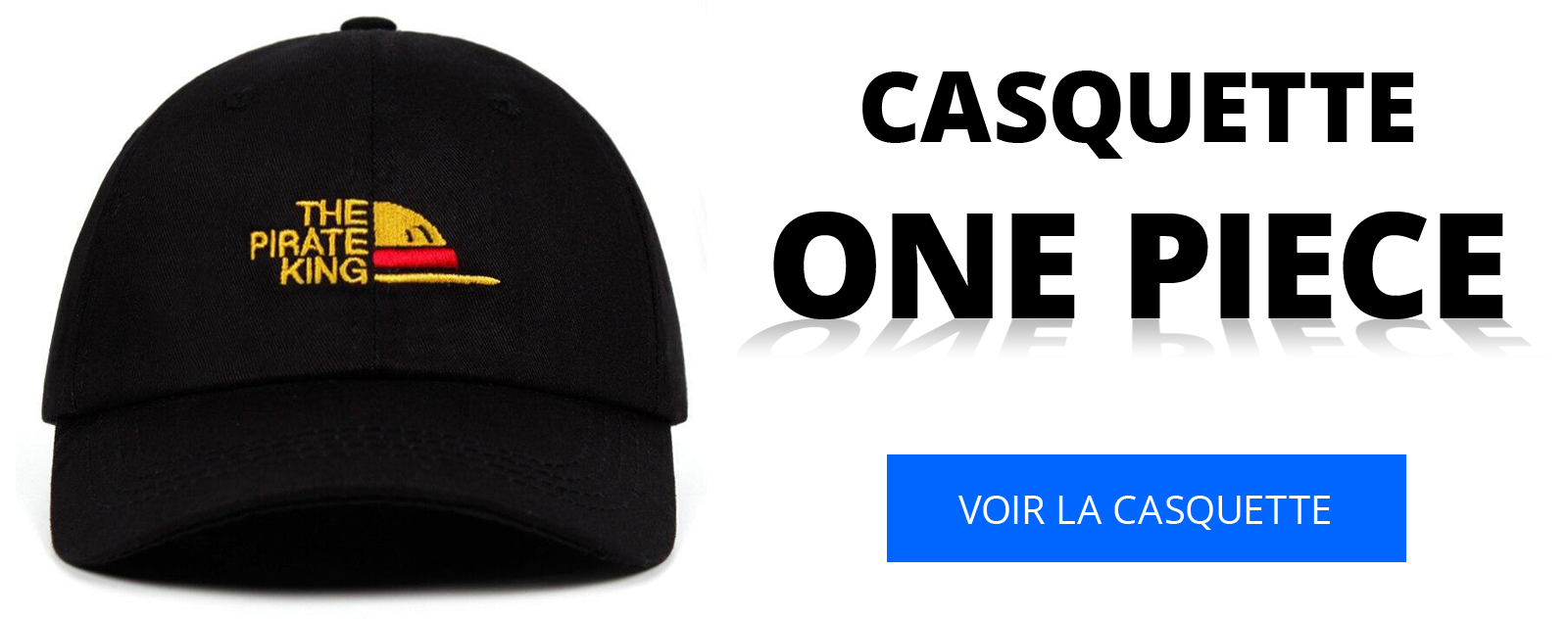 Casquette One Piece Luffy