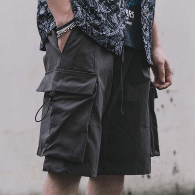 short cargo court homme
