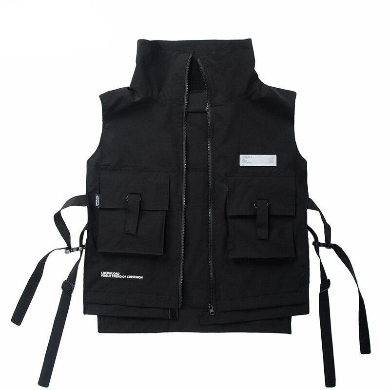 Gilet Tactique<br> Black Army