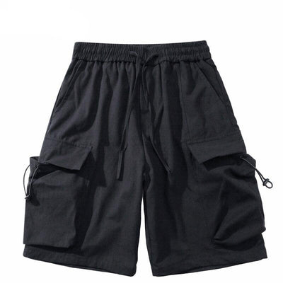 short cargo court noir