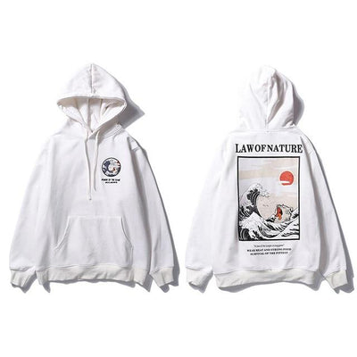 la grande vague de kanagawa sweat