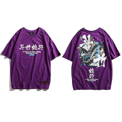 T-Shirt Oversize<br> Cry!