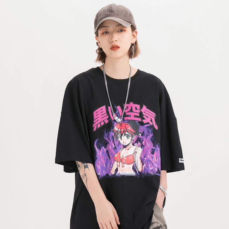 T-shirt japonais<br> Anime