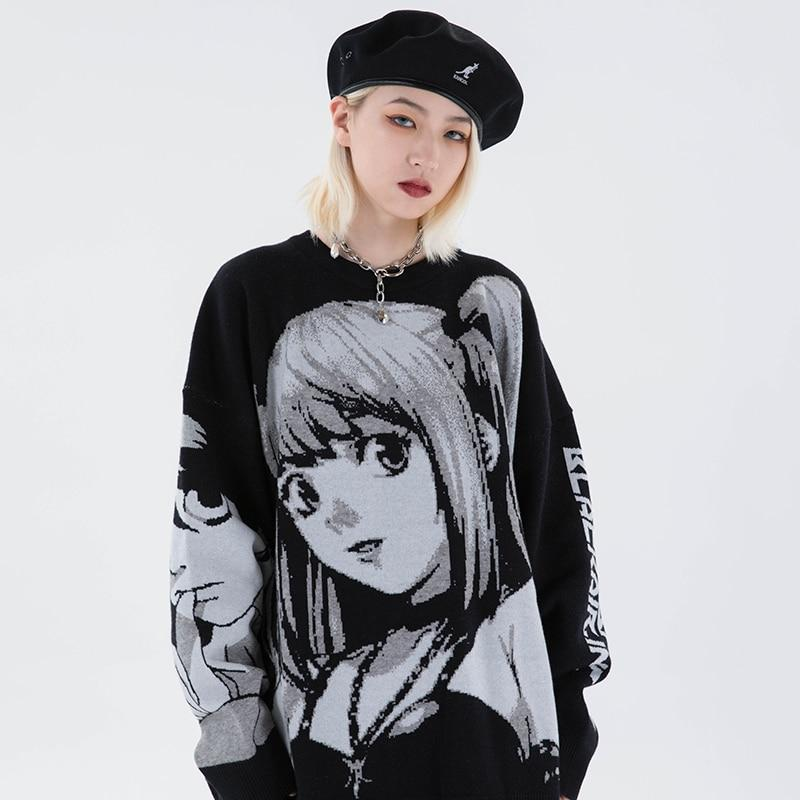 Sweat Shirt Manga