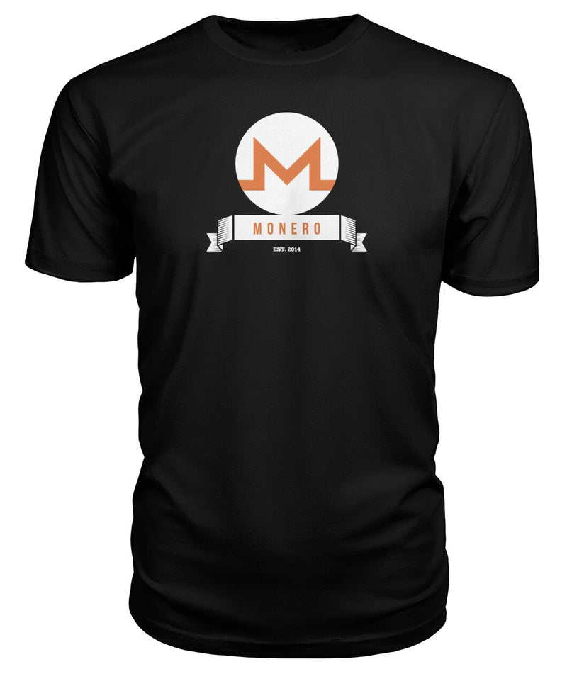 MONERO Shirt and Hoodie