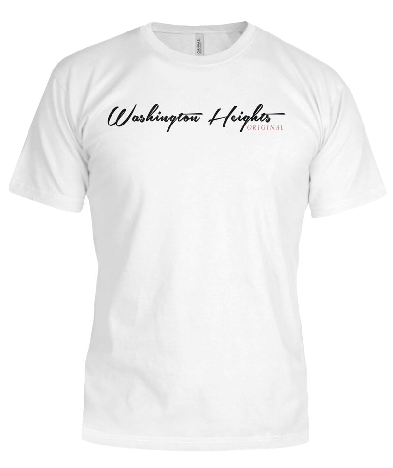 Washington Heights Original Shirt Bella Canvas Tee