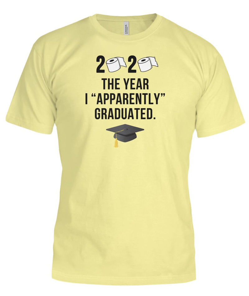 "2020 ""Quarantined"" Graduation FEMALE Tee"