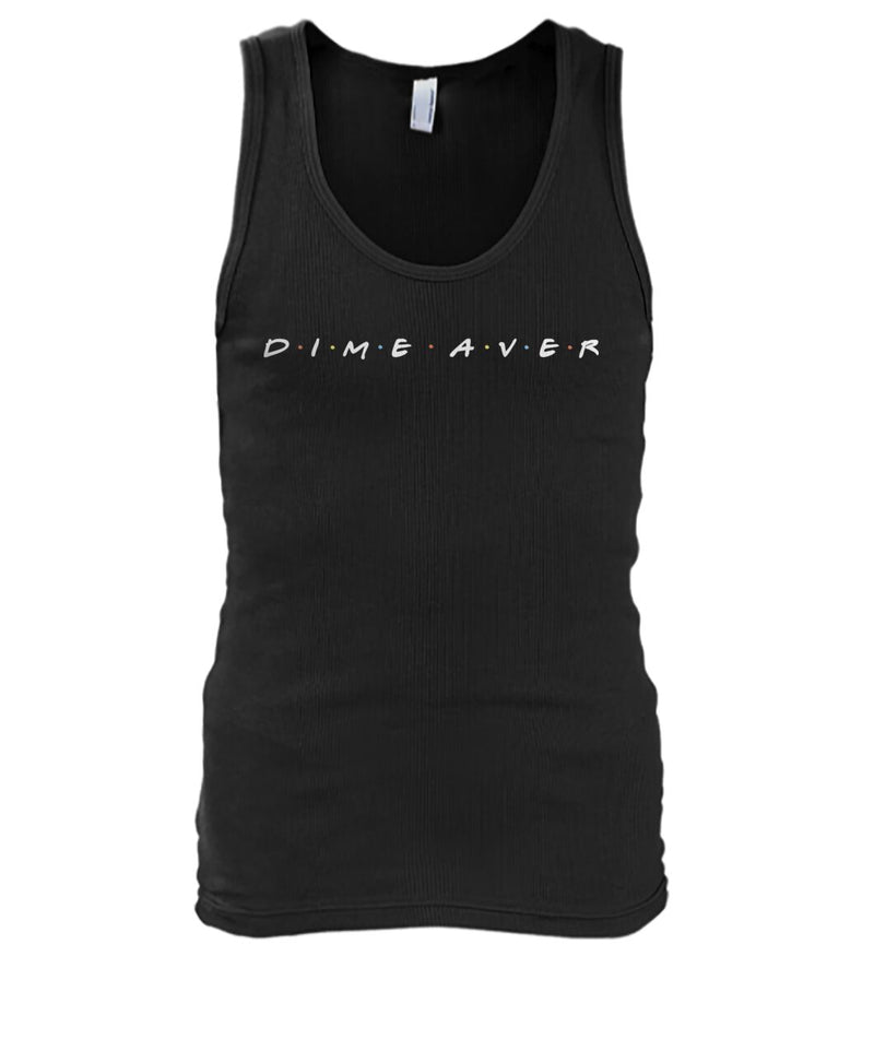 """Dime Aver"" Tank Top Men's Tank Top"