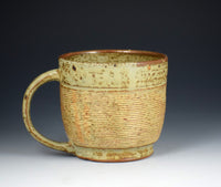 Sand Mug by Alexie Smith