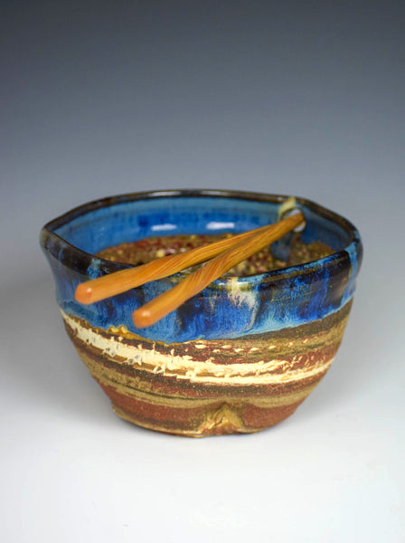 Chopstick Bowl by Kerby Wilkes