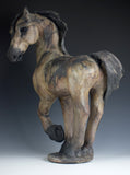 Horse by Nan Jacobsohn