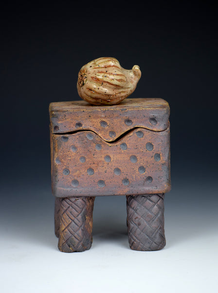 Garlic Box by Nora Summer