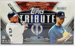 2021 Topps Tribute Baseball