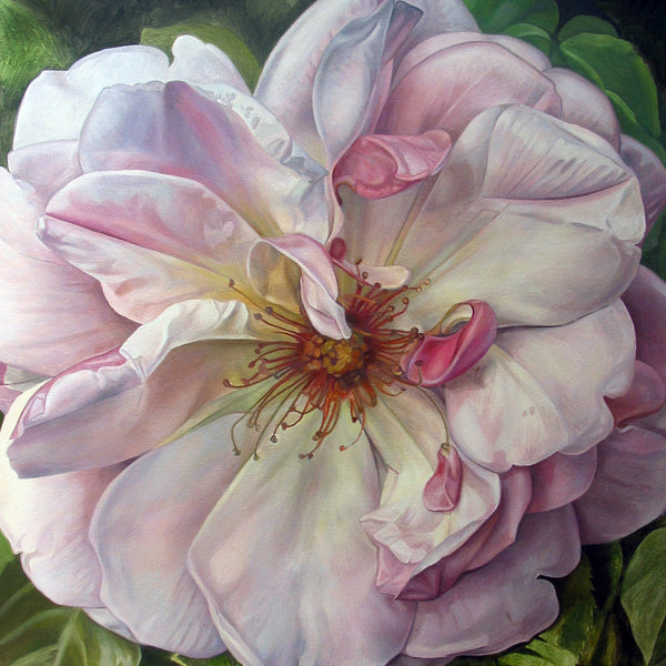 Delicate Pinks oil painting by Leslie Montana