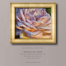 Load image into Gallery viewer, OCEAN OF LOVE Giclee Print of the Original Oil Painting - Leslie Montana