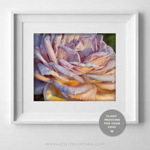 Load image into Gallery viewer, OCEAN OF LOVE, SUNSET ROSE, Special Edition Archival Print, Pre-Launch, Limited Time Offer - Leslie Montana