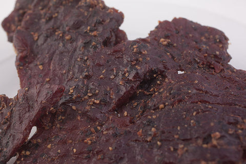 Beef Jerky - Cracked Pepper