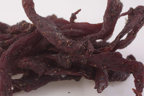 Beef Jerky - Ghost Pepper
