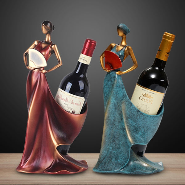 Creative Wine Holder