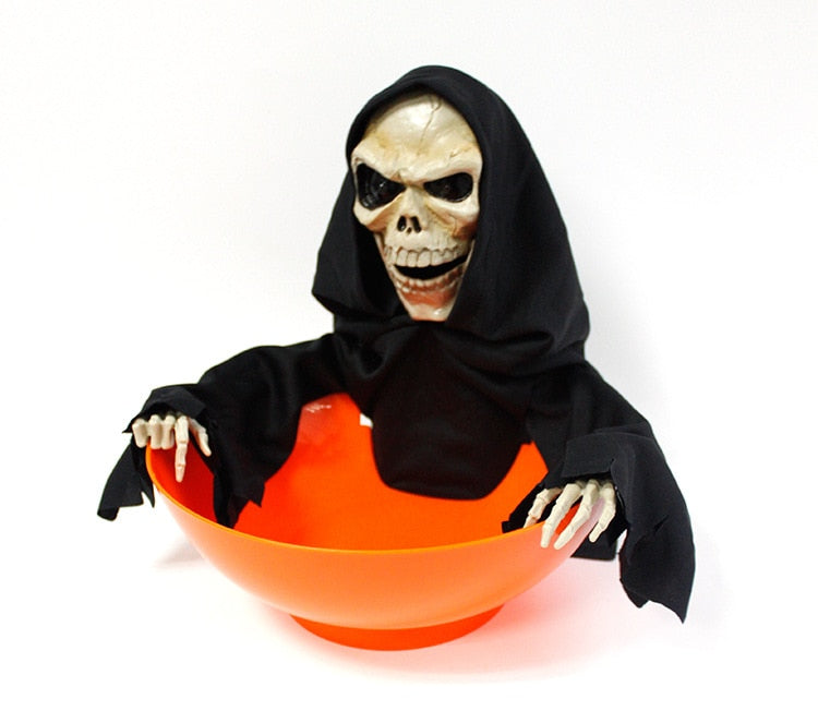 Grim Reaper Halloween Decoration