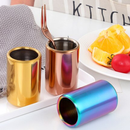 Colored Stainless Tube