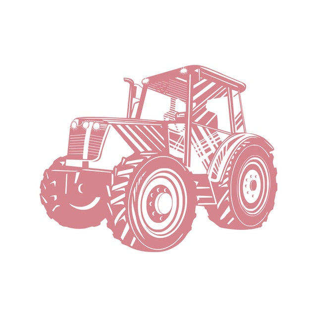 Tractor Wall Sticker