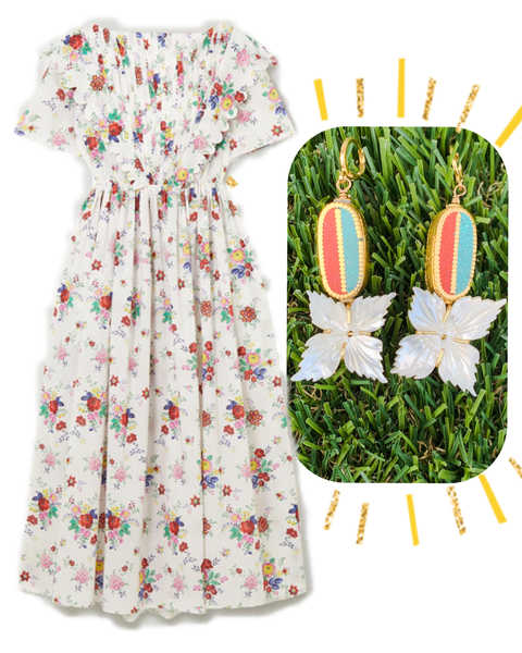How to Wear It: Daytime Florals