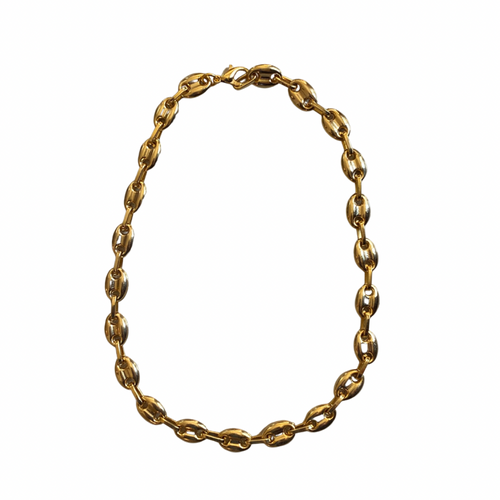 Buckle Chain Necklace