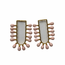Load image into Gallery viewer, Pink Fiesta Earrings
