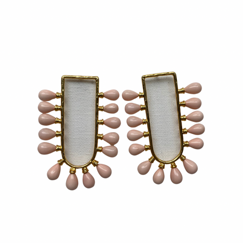 Pink Fiesta Earrings