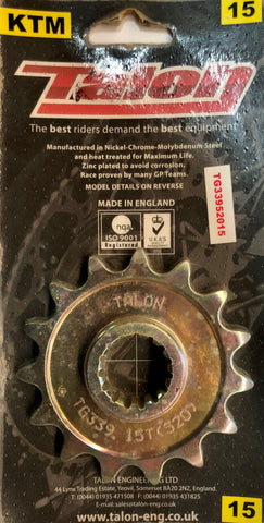 TALON FRONT SPROCKETS - KTM