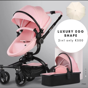 Luxury Egg Stroller Set
