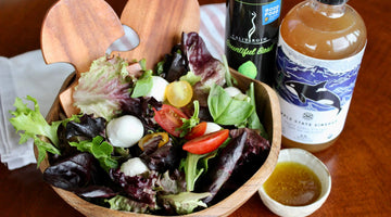 Bountiful Basil Vinaigrette
