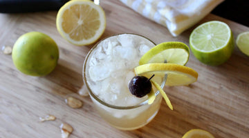 Pineapple Bourbon Sour