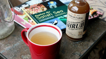 Ginger and Hawaiian Chili Tea