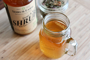 Ginger & Apple Shrub-Shrub-Apple State Vinegar