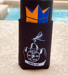Drag-N-Fly Lineman Koozie