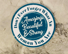 Amazing Ladies Sticker