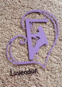 Lineman Heart Sticker - Linewife