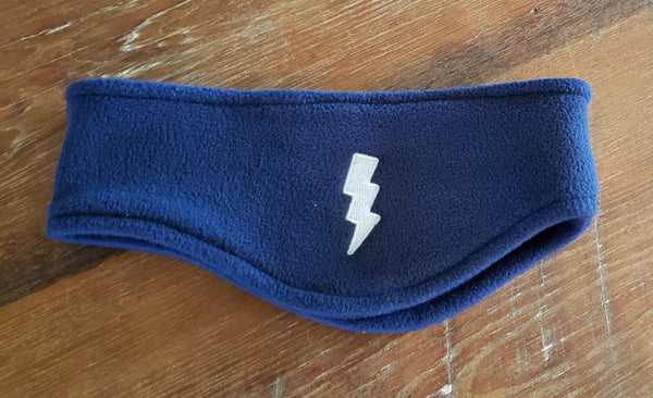 Lightning Bolt Ear Warmer Head Band Linewife