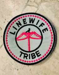 Linewife Logo Patch