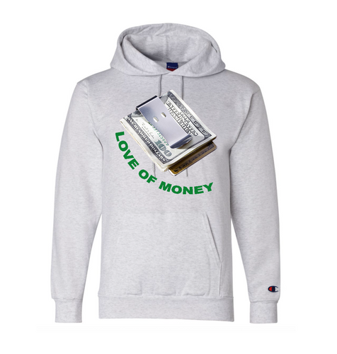 Money Clip Champion Hoodie