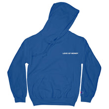 Load image into Gallery viewer, Love of Money Champion Hoodie