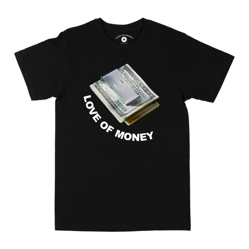 Love Of Money Clip - T-Shirt