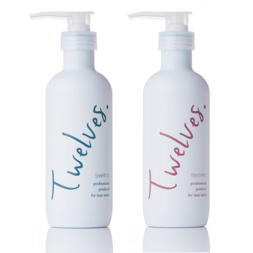 TWELVES SHAMPOO SET