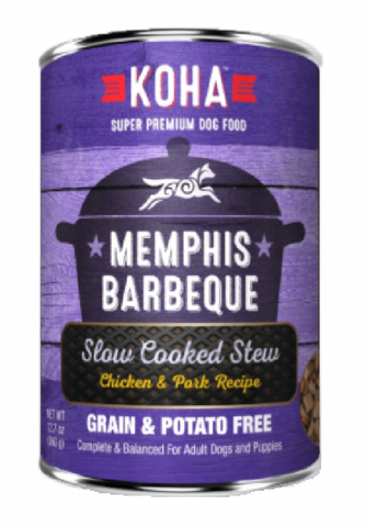Memphis Barbeque Stew